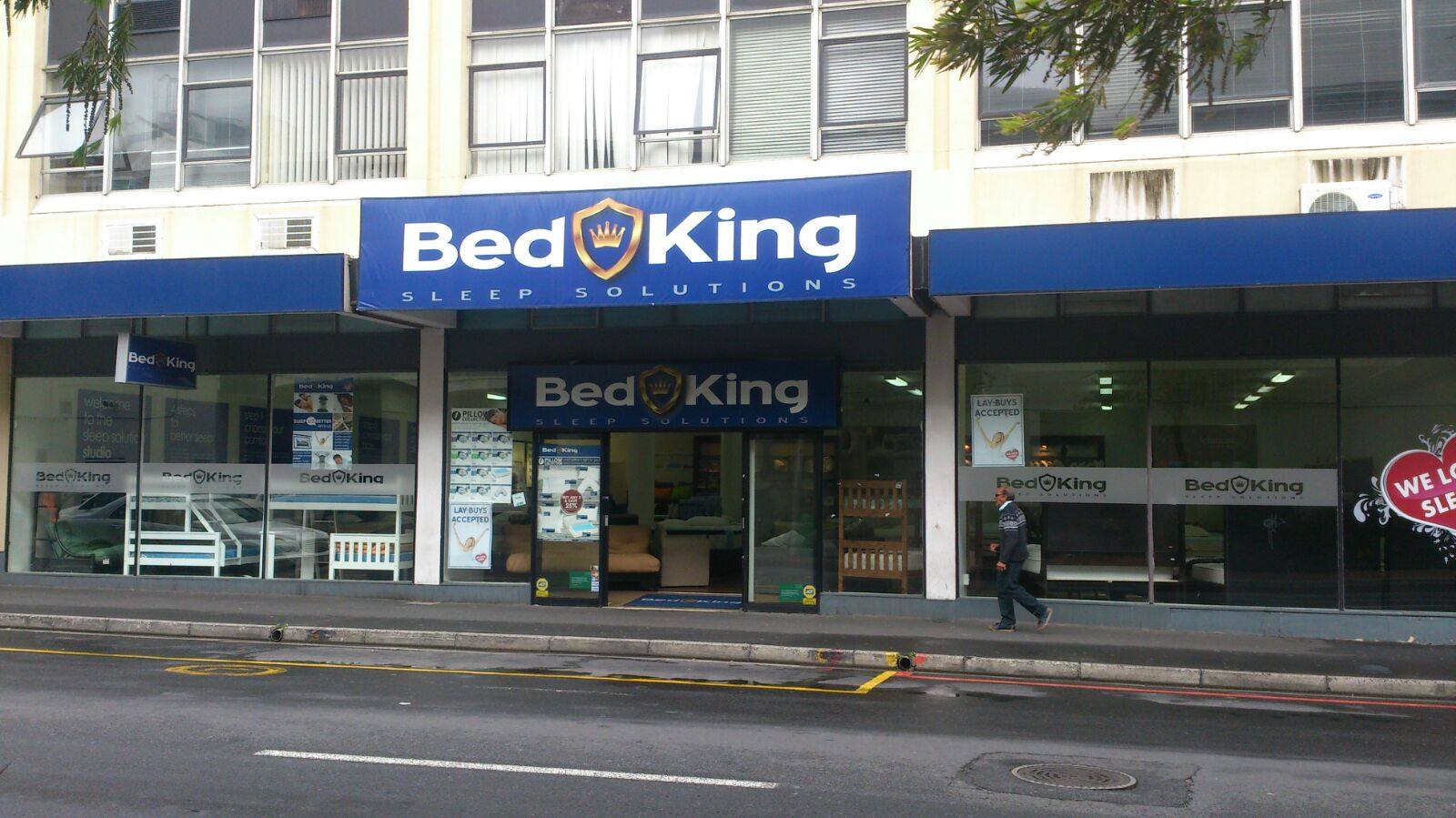 The Bed King Store in Claremont