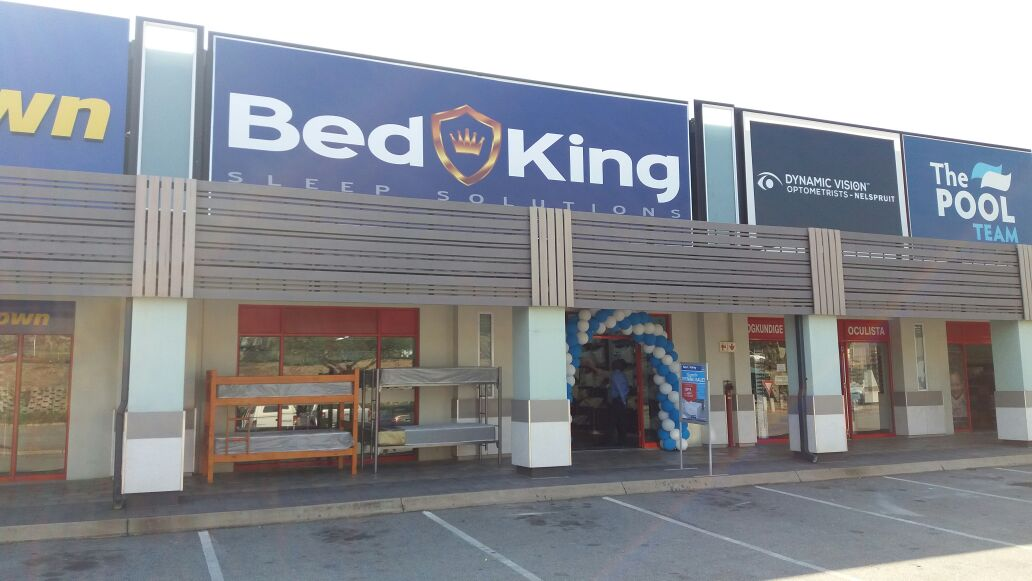 Bed King Opens New Bed Store in Nelspruit