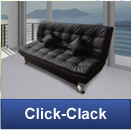 Click-Clack Sleeper Couches