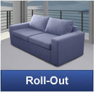 Roll-Out Sleeper Couches