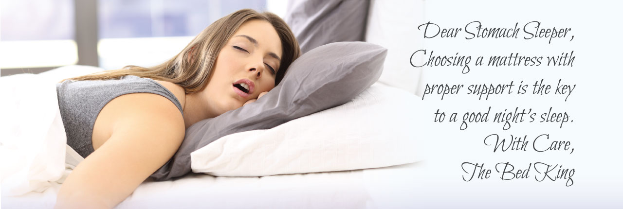 Mattress For Stomach Sleepers