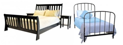 Bed King's Best Buy Guide: Wood or Metal Bases?