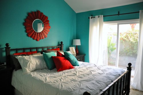Colour Therapy for the Bedroom