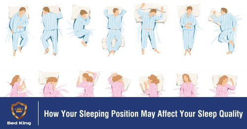 How Your Sleeping Position May Affect Your Sleep Quality