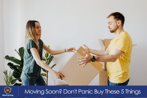 Moving Soon? Don't Panic Buy These 5 Things