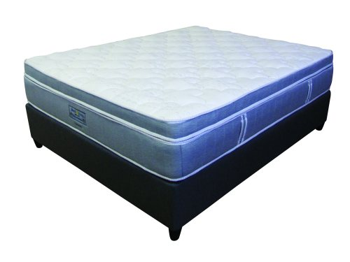 Get the Legend 800 total sleep solution mattress today!