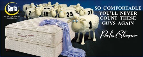 Product Spotlight: Serta Perfect Touch Range