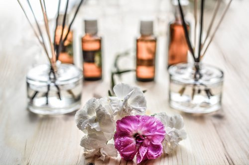 Seven scents that help you sleep