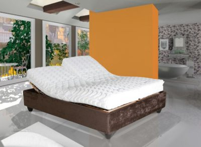 Sleep Like a Celebrity on this Adjustable bed!