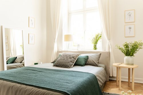 Spring Inspiration To Reinvigorate Your Bedroom