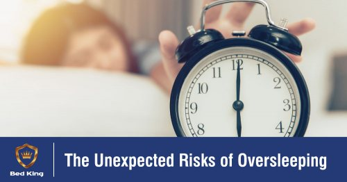 The Unexpected Risks of Oversleeping