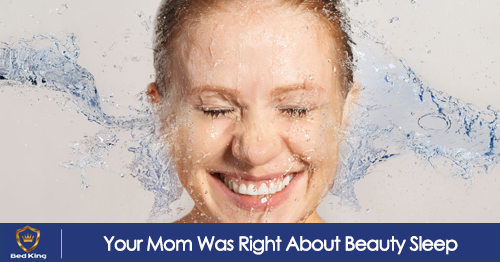 Your Mom Was Right About Beauty Sleep - Here's Why
