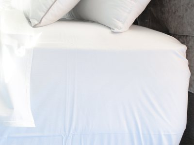 230 Thread Count Comfort Solutions Fitted Sheets