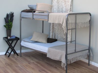 Atlas Steel Double Bunk Bed