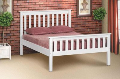 Charlene High Foot-end Bed Frame