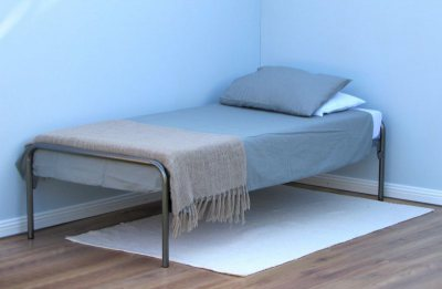 Com 1 Steel Divan Bed Frame