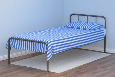 Com 3 Steel Bed Frame