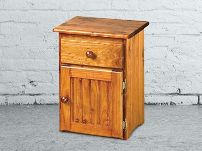 Door & Drawer Charlene Pedestal