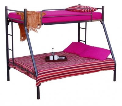 Piper Tri Sleeper Bunk Bed