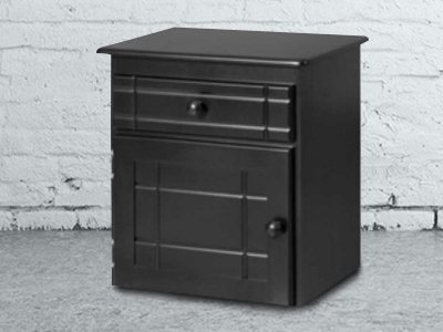 Windsor Door & Drawer Pedestal