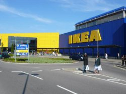 Breakfast in Bed in an IKEA Store? | Bed King Blog