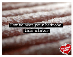 Keeping Your Bedroom Warm in Winter