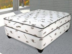 Product Spotlight - Restonic Connoisseur Pocket Memory Bed Set