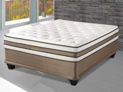 Rest Easy on a Restonic Orthozone Premier Pocket Mattress