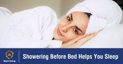 Showering Before Bed Helps You Sleep - Here's How