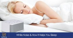 White Noise & How It Helps You Sleep